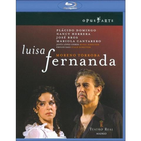 Luisa Fernanda (Blu-ray) (Widescreen)