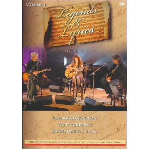 Legends & Lyrics, Vol. 1 (Widescreen)