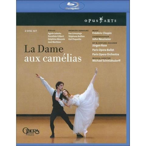 La Dame aux Camelias (Blu-ray) (Widescreen)
