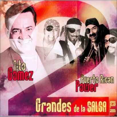 2 Grandes de la Salsa, Vol. 4