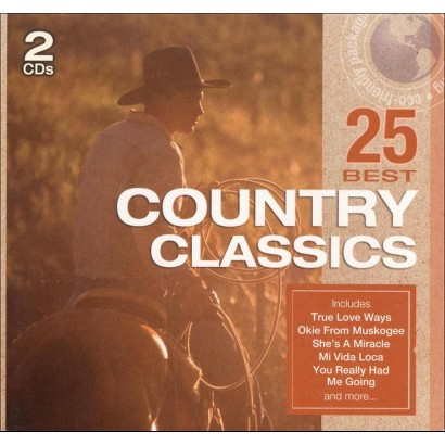 25 Best: Country Classics