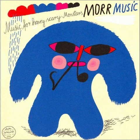 Music for Hairy Scary Monsters