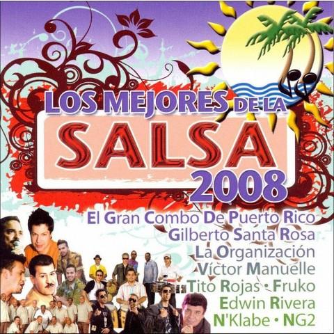 Los Mejores de La Salsa 2008