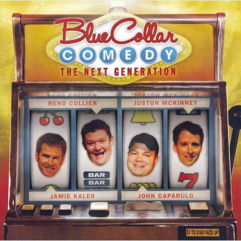 Blue Collar Comedy: The Next Generations