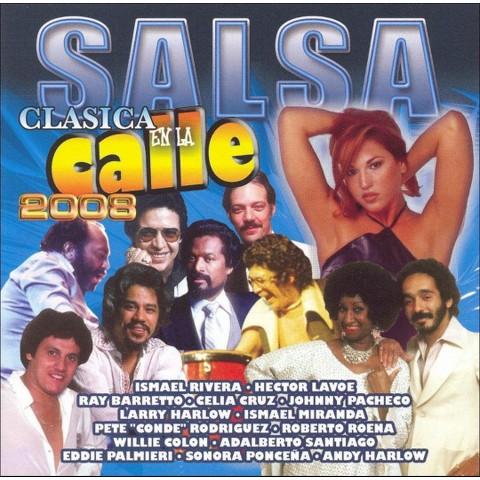 Salsa Clasica en La Calle 2008