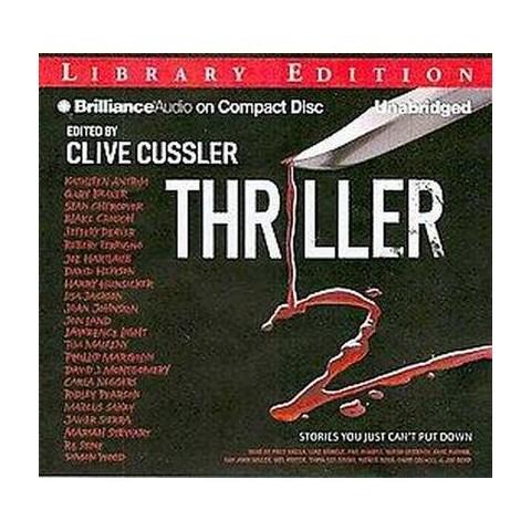 Thriller 2 (Unabridged) (Compact Disc)