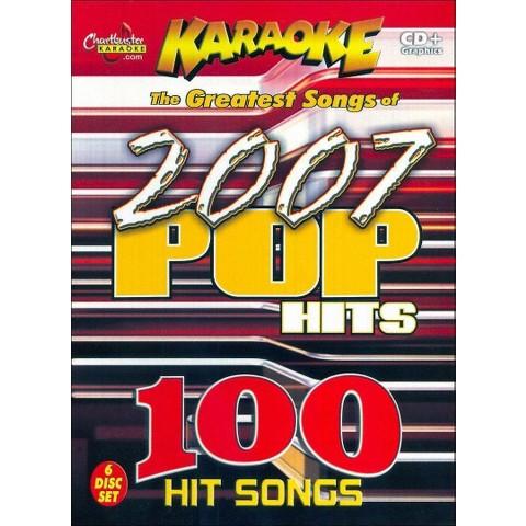 Karaoke: 2007 Pop Hits (Chartbuster)