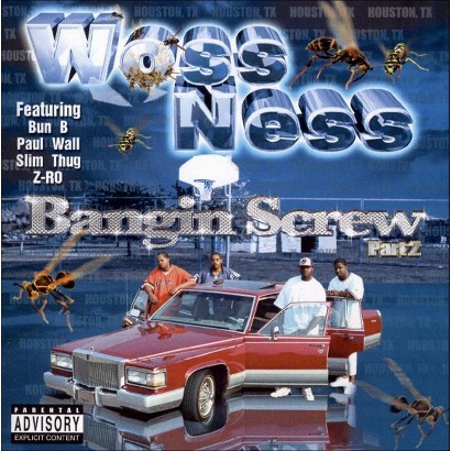 Bangin' Screw, Vol. 2 [Explicit Lyrics]