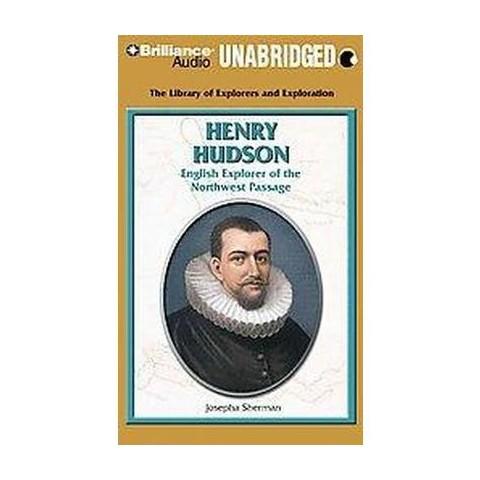 Henry Hudson (Unabridged) (Compact Disc)