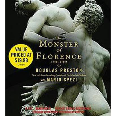 The Monster of Florence (Unabridged) (Compact Disc)