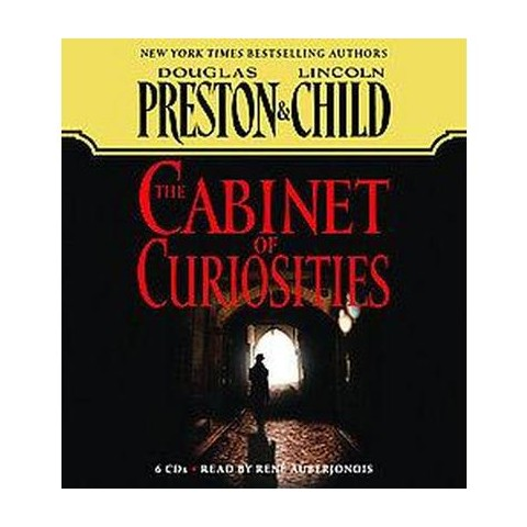 The Cabinet of Curiosities (Abridged) (Compact Disc)