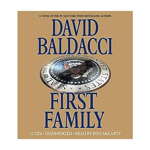 First Family (Unabridged) (Compact Disc)