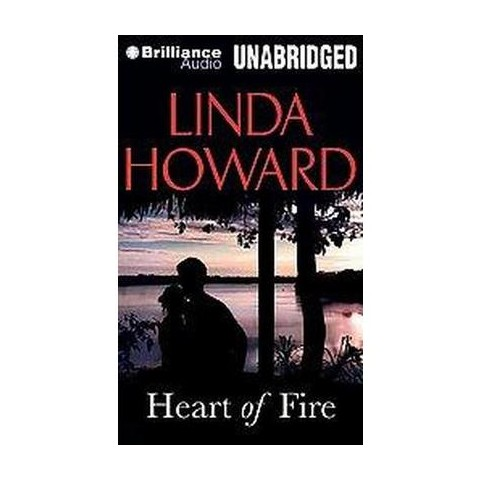 Heart of Fire (Unabridged) (Compact Disc)