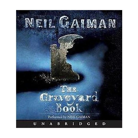 The Graveyard Book (Unabridged) (Compact Disc)