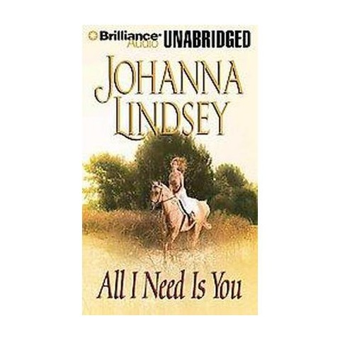 All I Need Is You (Unabridged) (Compact Disc)