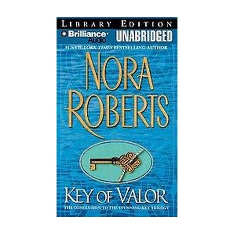 Key of Valor (Unabridged) (Compact Disc)