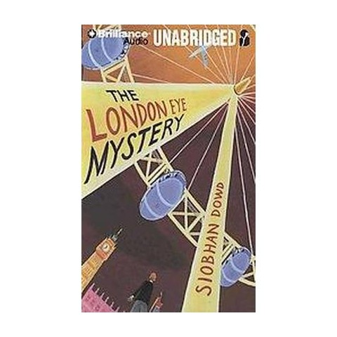 The London Eye Mystery (Unabridged) (Compact Disc)