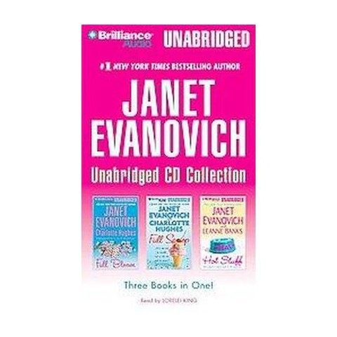 Janet Evanovich CD Collection (Unabridged) (Compact Disc)