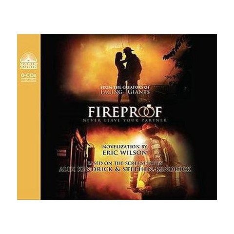 Fireproof (Unabridged) (Compact Disc)