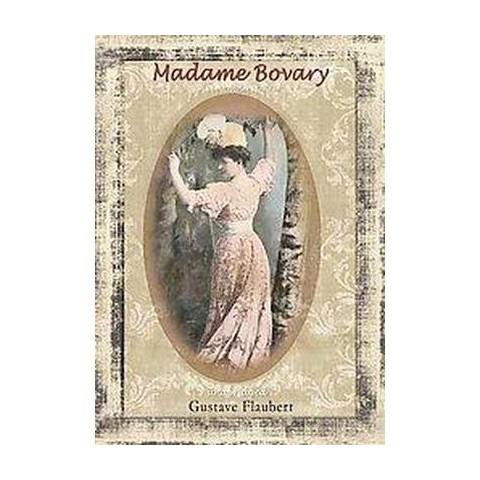 Madame Bovary (Unabridged) (Compact Disc)