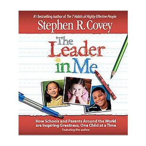 The Leader in Me (Abridged) (Compact Disc)