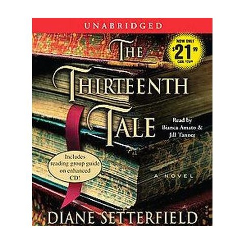 The Thirteenth Tale (Unabridged) (Compact Disc)