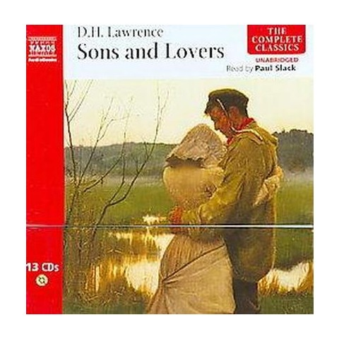 Sons and Lovers (Unabridged) (Compact Disc)