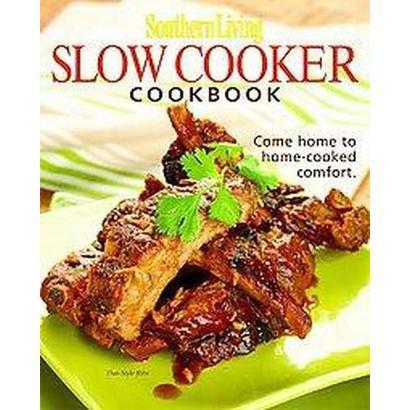 Southern Living Slow-Cooker Cookbook (Reprint) (Paperback)