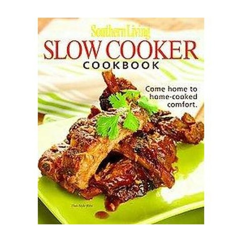 Southern Living Slow-Cooker Cookbook (Reprint) (Paperback)