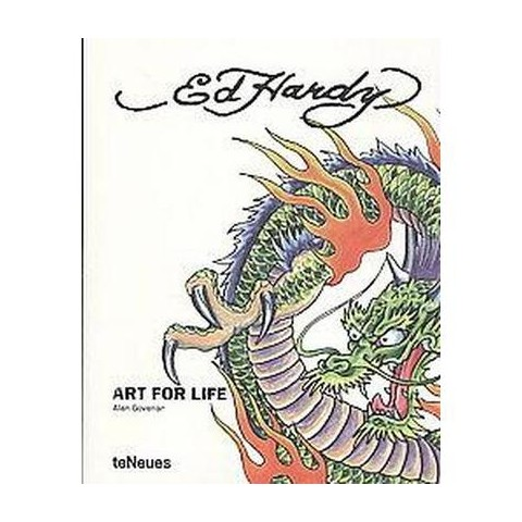 Ed Hardy Art for Life (Bilingual) (Hardcover)
