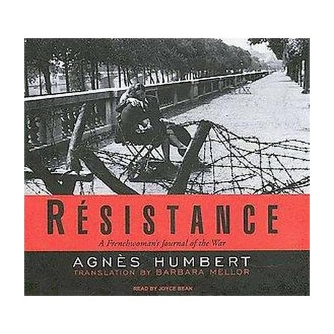 Resistance (Unabridged) (Compact Disc)