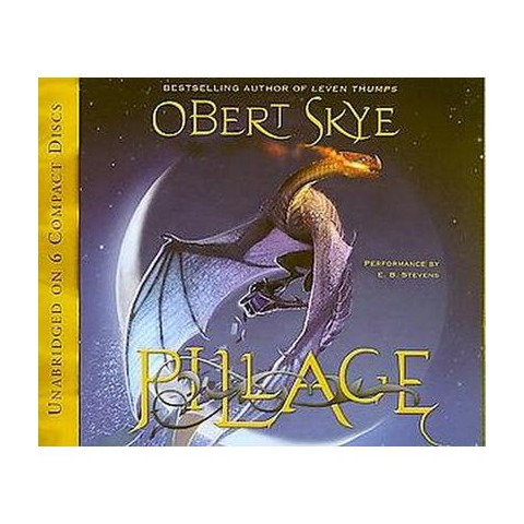 Pillage (Unabridged) (Compact Disc)