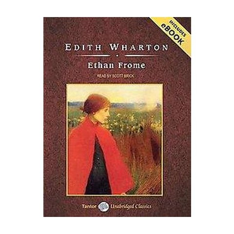 Ethan Frome (Unabridged) (Compact Disc)