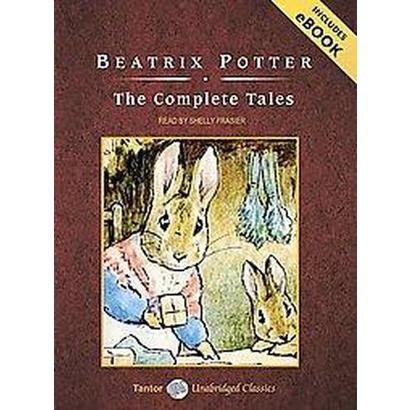The Complete Tales of Peter Rabbit and Friends (Unabridged) (Compact Disc)