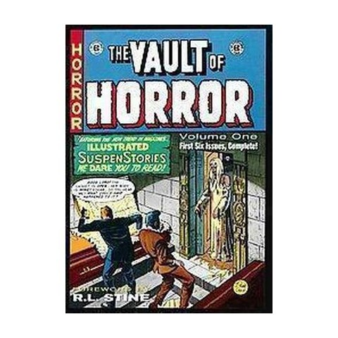The Vault of Horror 1 (Reprint) (Hardcover)