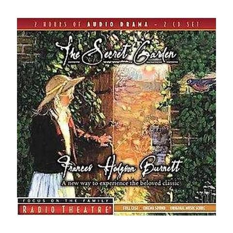 The Secret Garden (Unabridged) (Compact Disc)