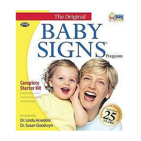 Baby Signs Complete Starter Kit (Mixed media product)