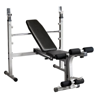 Best Fitness Olympic Bench with Leg Developer - BFOB10