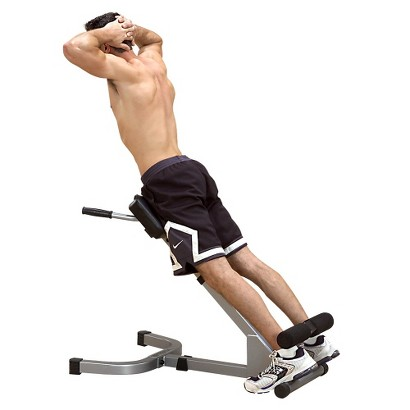 Powerline 45° Back Hyperextension Station - PHYP200X