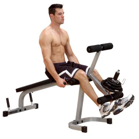 Powerline Leg Extension/Curl Attachment - PLCE165X
