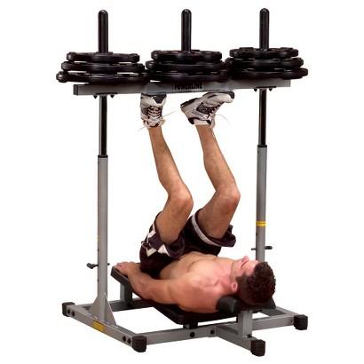 Powerline Vertical Leg Press Machine - Black (PVLP156X)