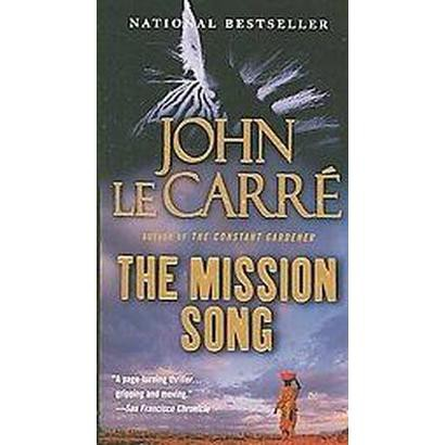 The Mission Song (Reprint) (Paperback)