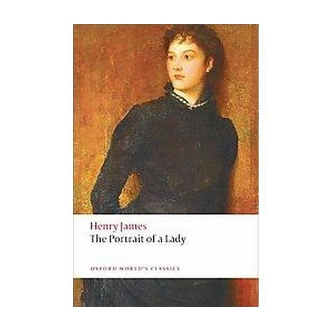 The Portrait of a Lady (Reprint) (Paperback)