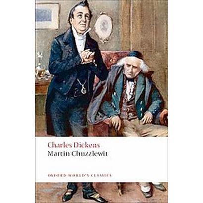 Martin Chuzzlewit (Reissue) (Paperback)