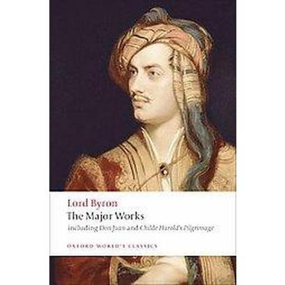 Lord Byron (Reissue) (Paperback)