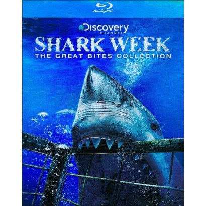 Shark Week: The Great Bites Collection (Blu-ray) (Widescreen)
