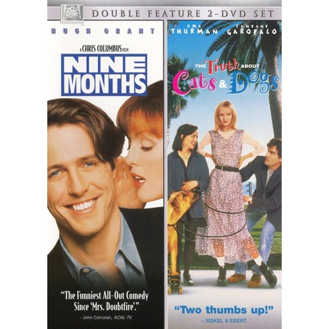 Nine Months/The Truth About Cats and Dogs (2 Discs) (Widescreen)