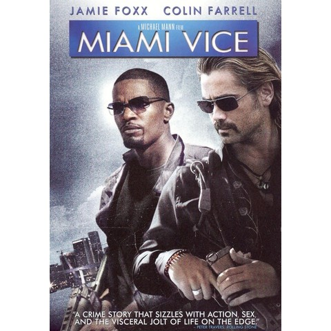 Miami Vice [Rated]