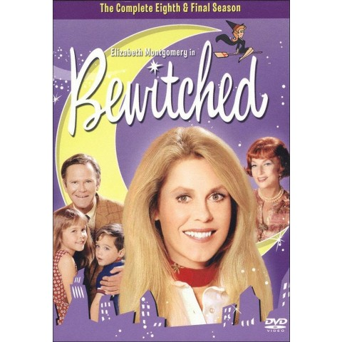 Bewitched: The Complete Eighth Season (4 Discs)