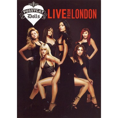 The Pussycat Dolls: Live in London
